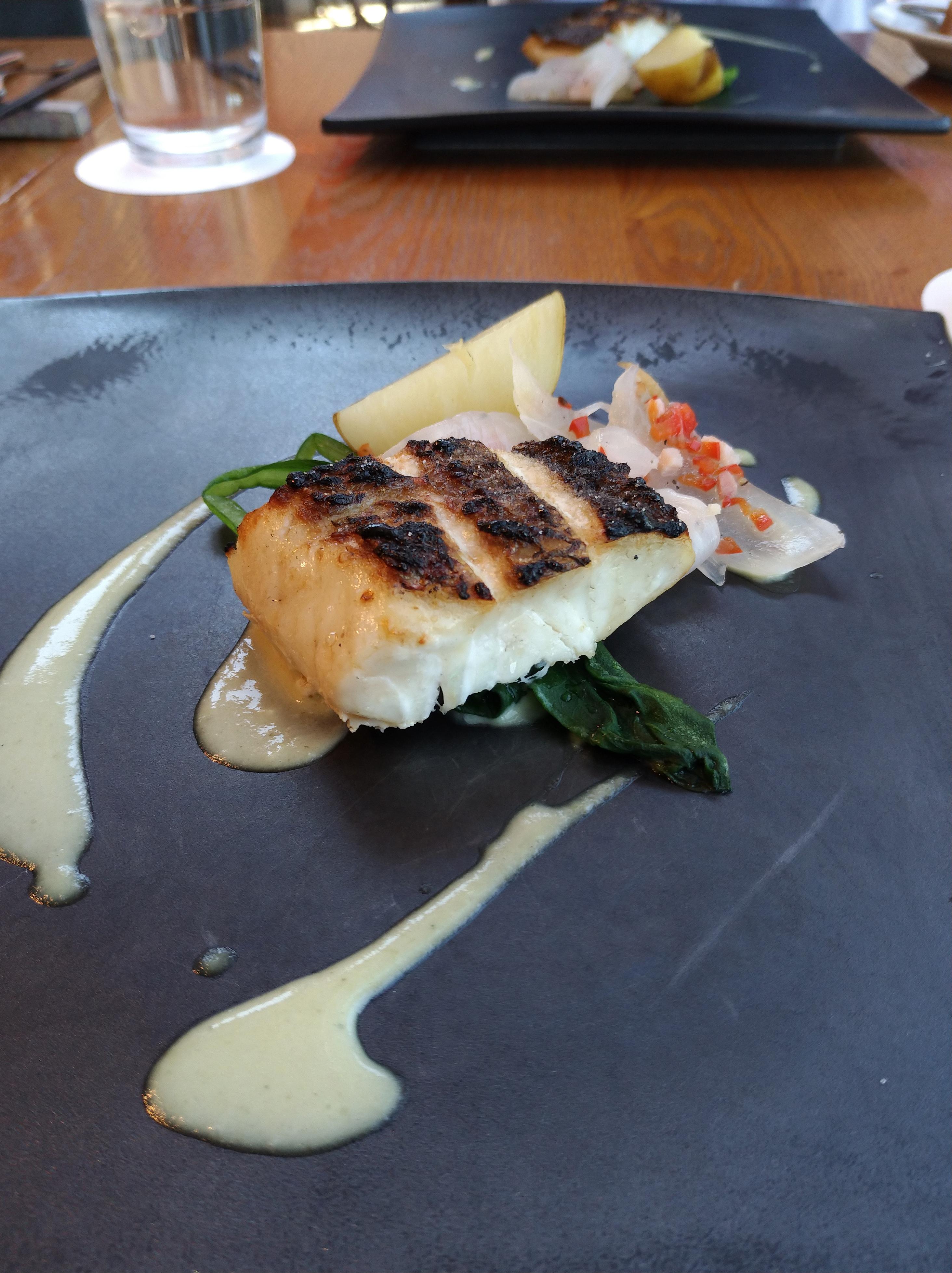 COLK(コルク)のコース料理 魚 真鯛