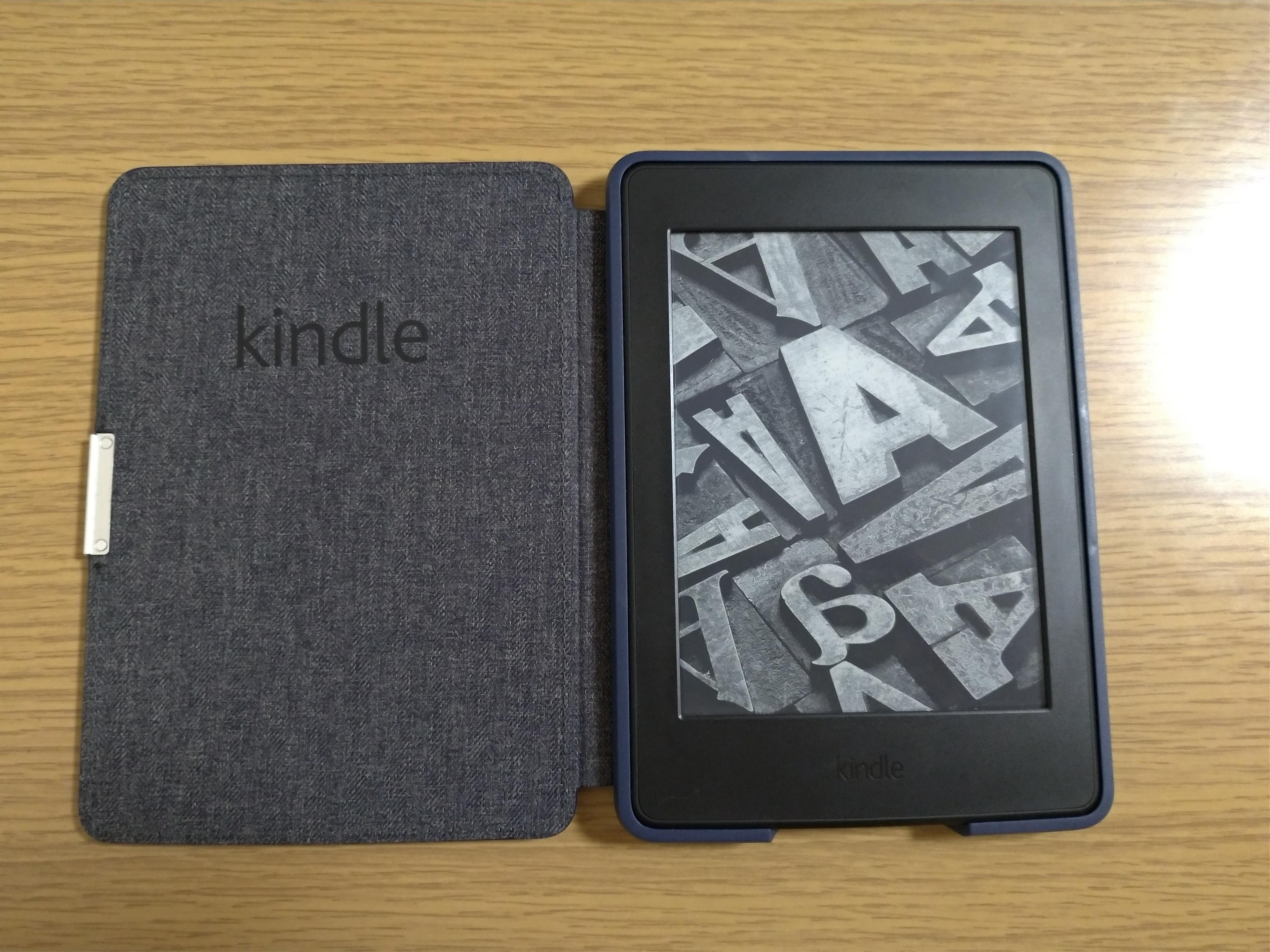 Kindleペーパーホワイト