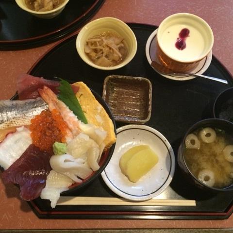 茨城県庁 ときわ 海鮮丼