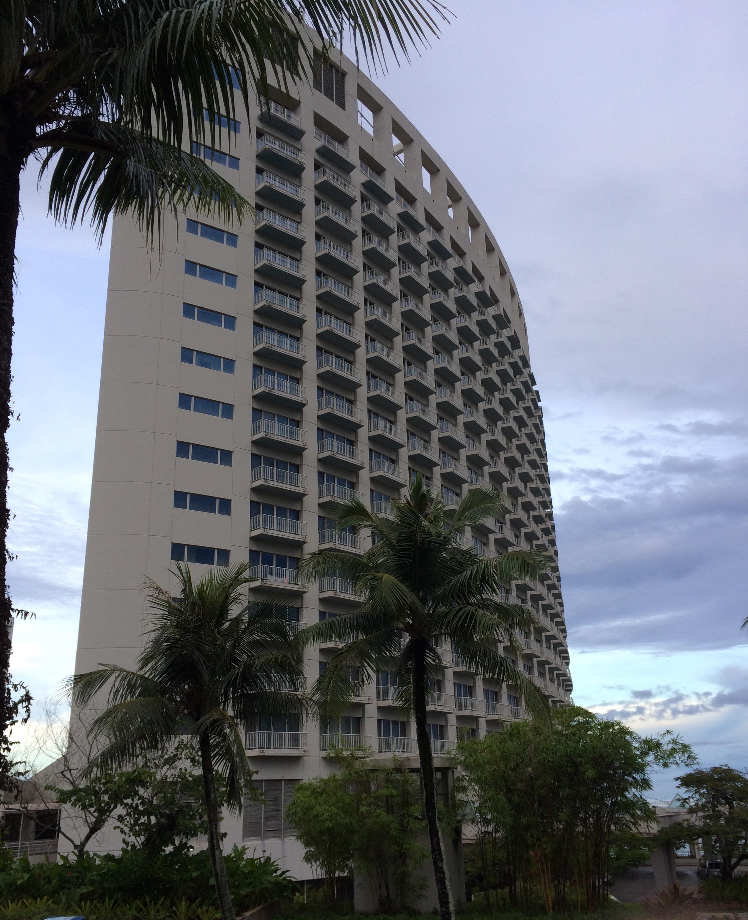 グアム ウェスティンホテル